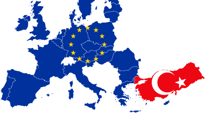 european-union-turkey-map